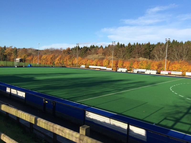 Hockey Arena - ½ pitch - cricket end
