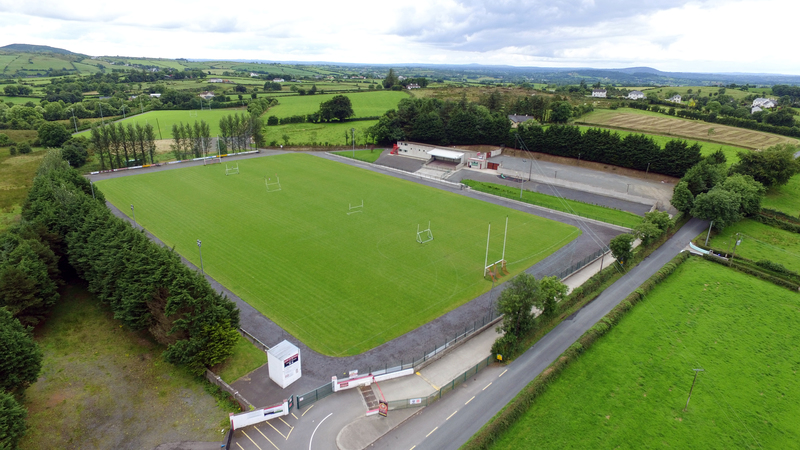 Front Main Pitch - (matches only)