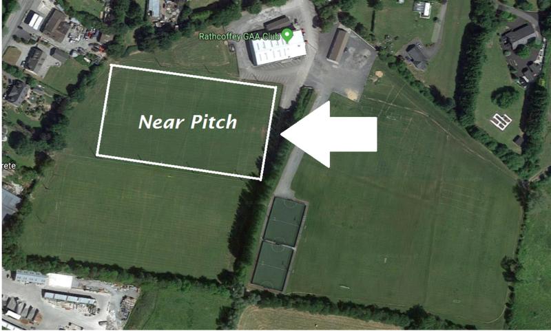 Near Pitch (Grass)