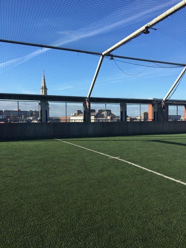 Five-A-Side Soccer Pitch