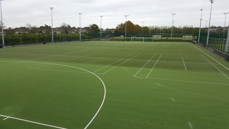 Sand based Astro Pitch Two