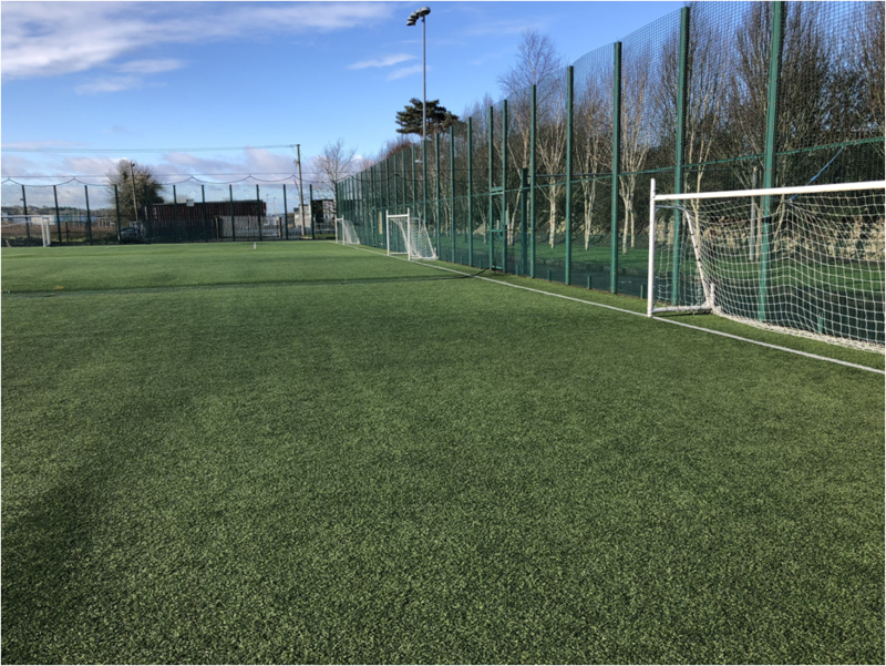 3G All Weather Half Pitch One