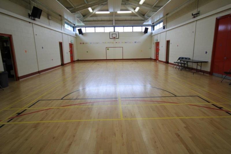 Mulhuddart Sports Hall
