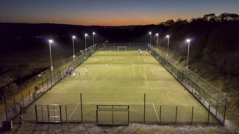HALF 3G All Weather Pitch [3+4]