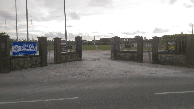 Bandon Road Main Pitch
