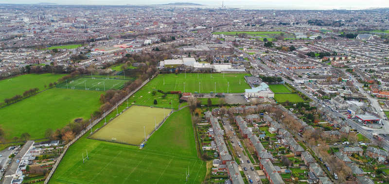 Iveagh Grounds Hockey Pitch