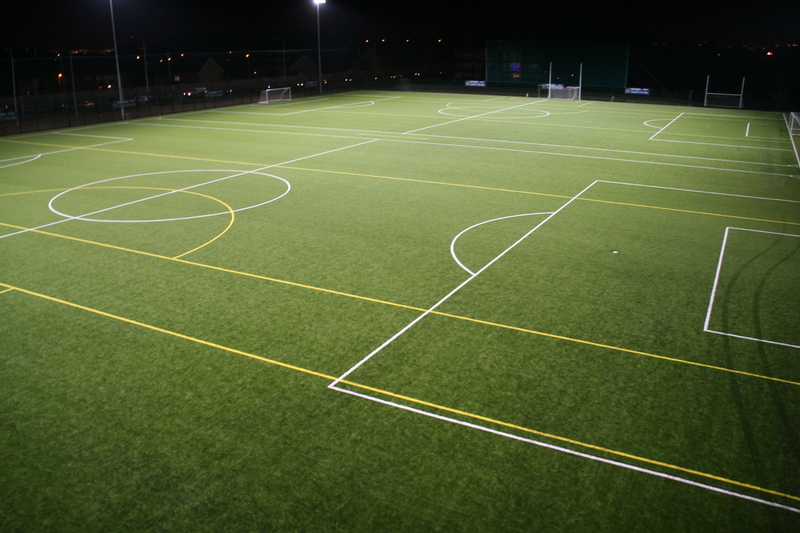 Soccer Pitch 1 - LUAS End
