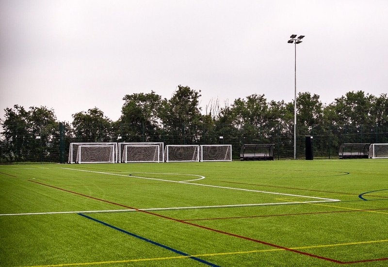 Full Sized 3G Pitch