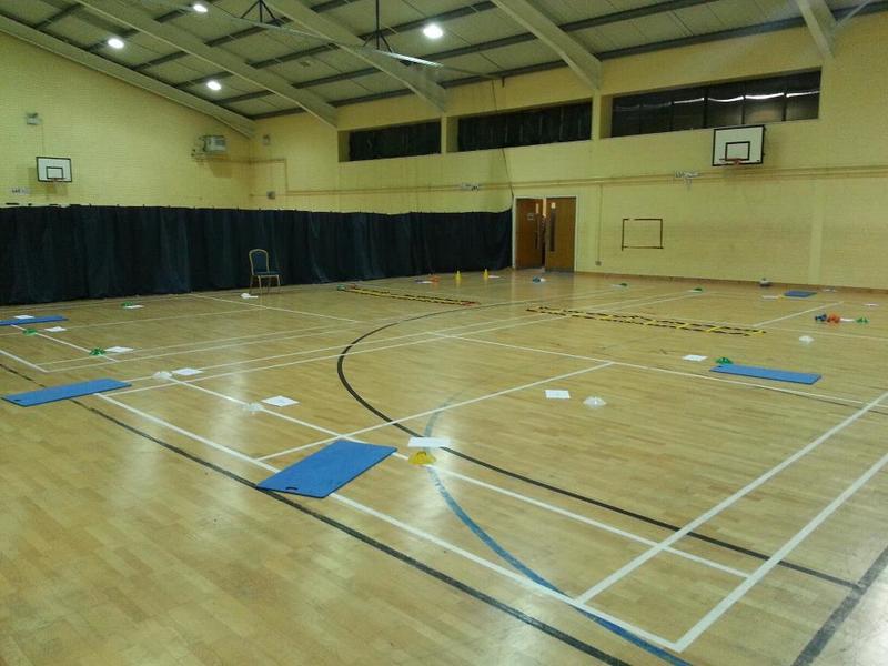 Indoor Court 1