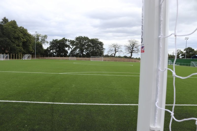 Abacus Lighting Community Arena Full 3G Pitch