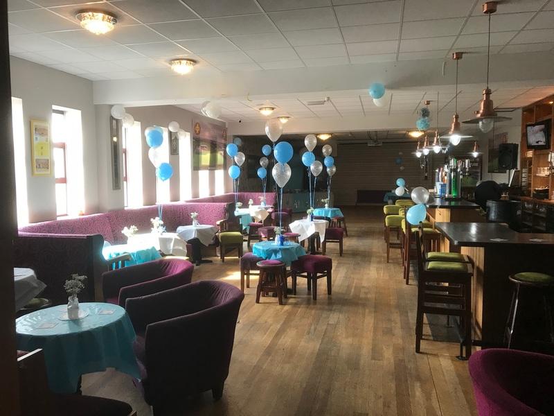 Upstairs Bar - Lambay Lounge