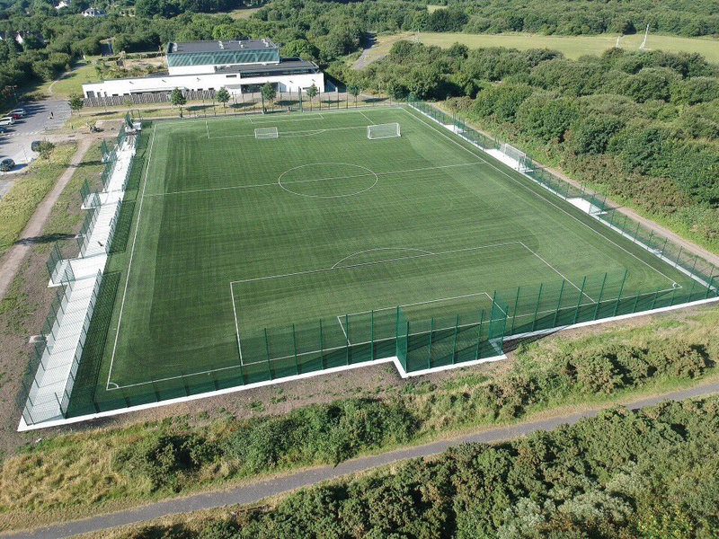 All-Weather Full 3G Pitch