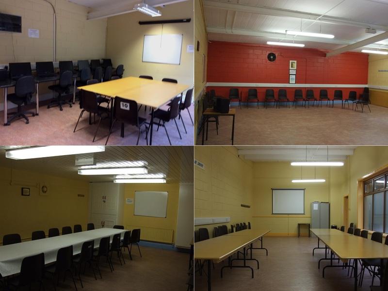 Room 2 - SML (<2 people)