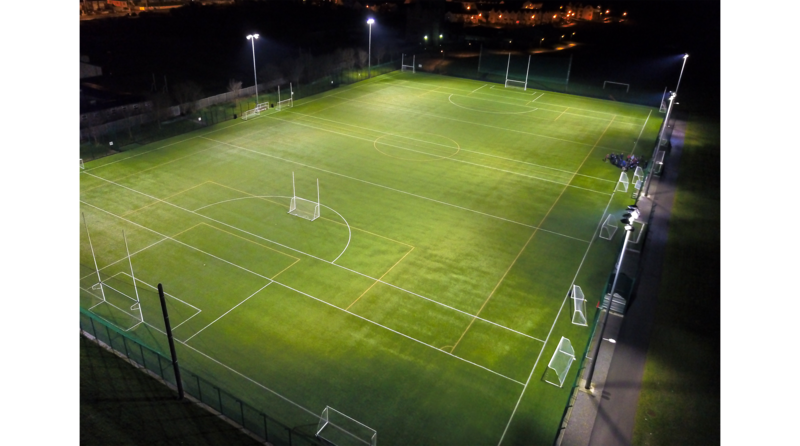 All Weather pitch West End  1/3 of pitch