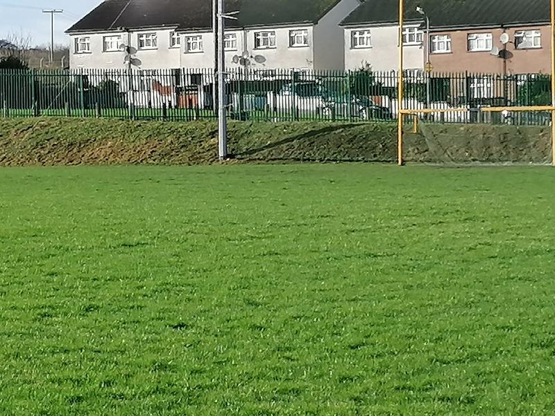 Training Pitch St Theresa