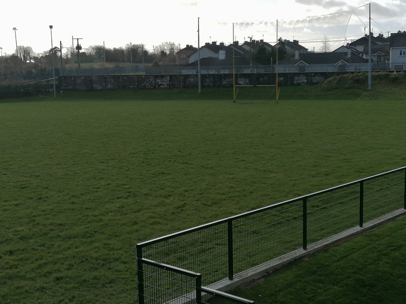 Training Pitch Clubhouse