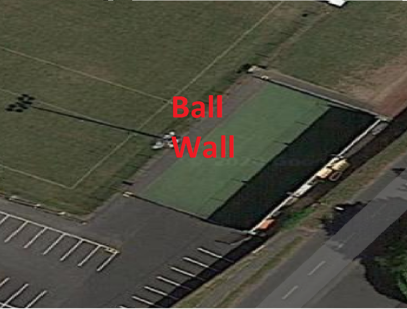Ball Wall & Track