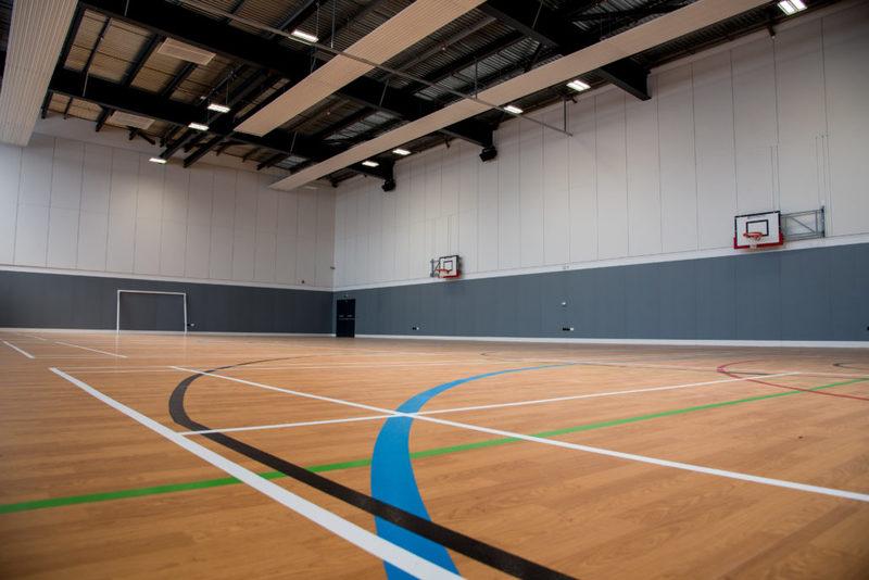 Sports Hall FULL