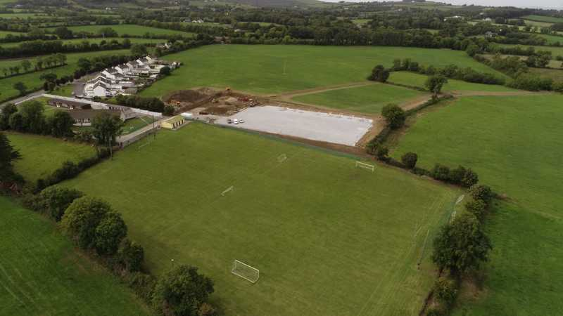 Ardagh Community Field: Top Half