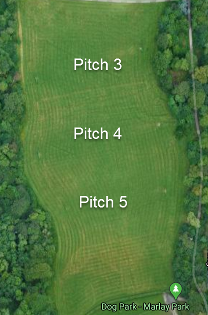 Marlay Pitch 3