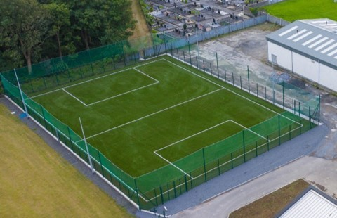 Astro Turf Training Pitch