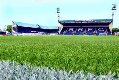 Half Pitch - North Stand