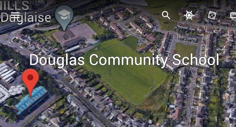 Douglas Comm. GAA
