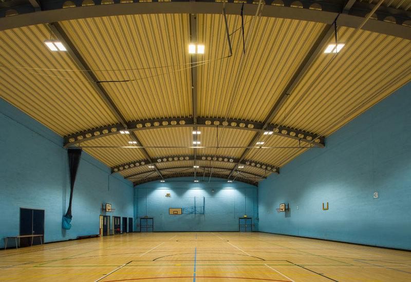 Badminton Court 1