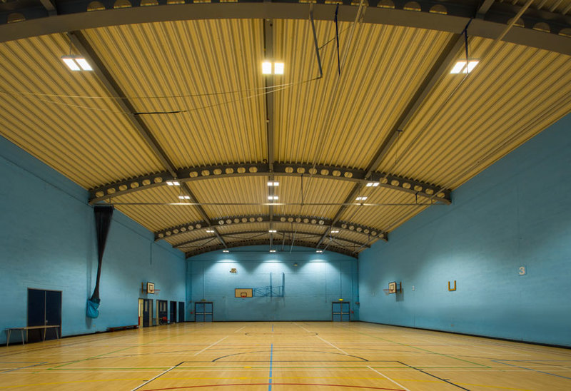 Badminton Court 2