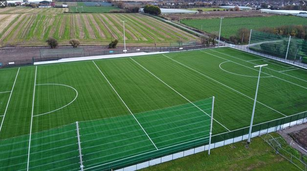 3G pitch - full pitch