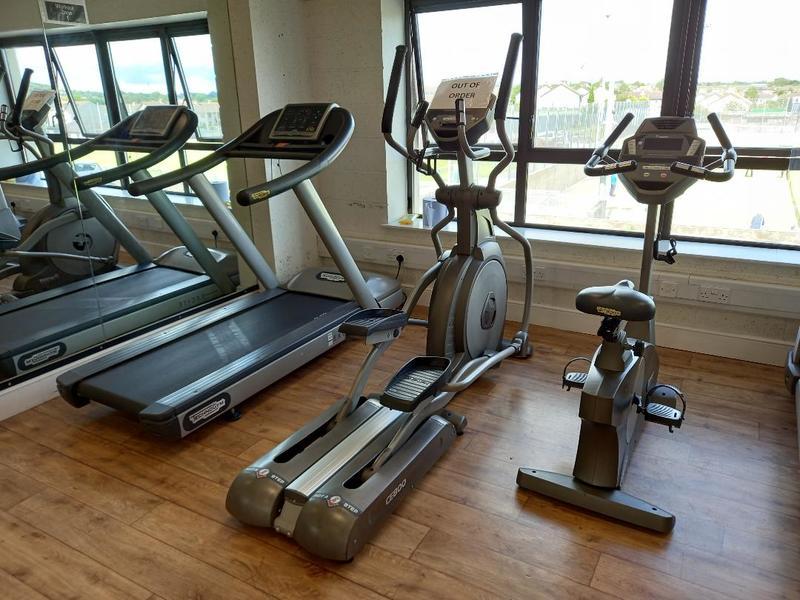 Gym Workout Zone 1