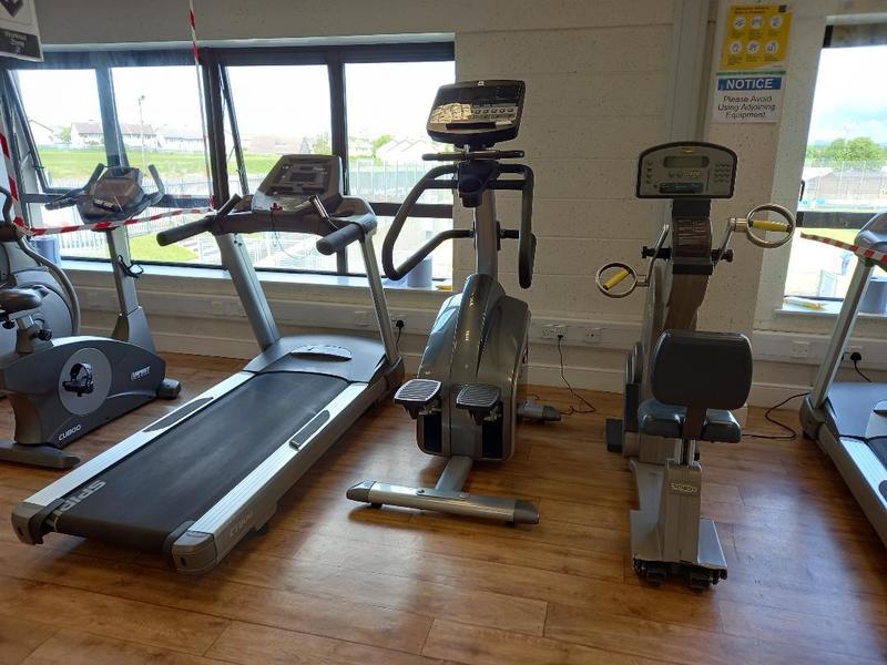 Gym Workout Zone 2