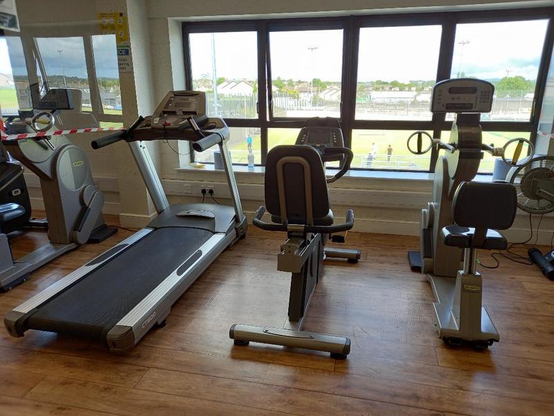 Gym Workout Zone 3