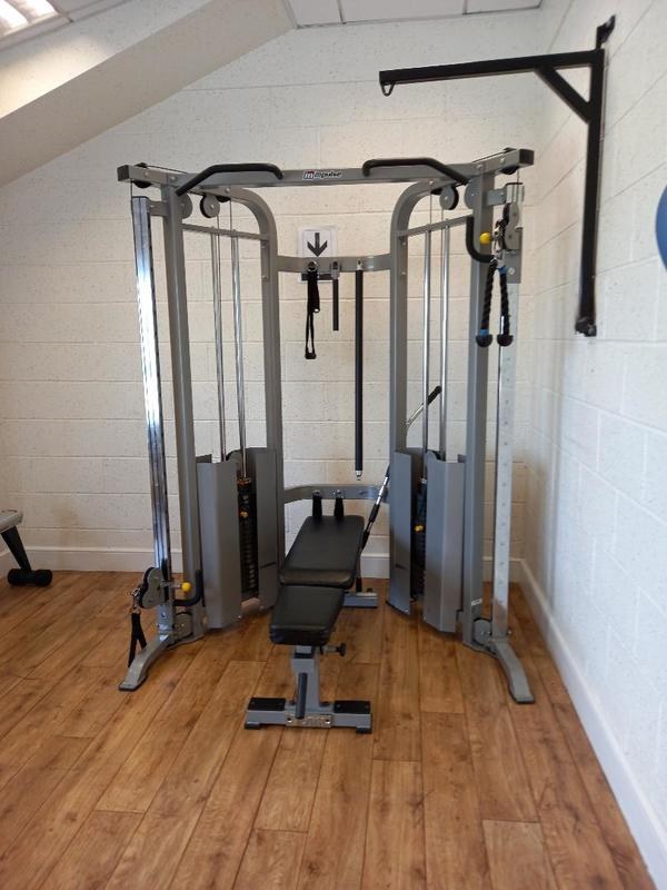 Gym Workout Zone 4