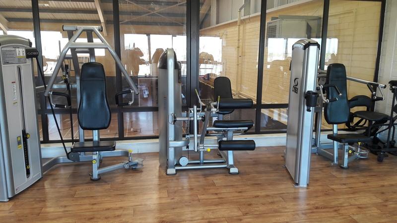 Gym Workout Zone 5