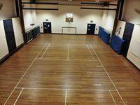 Badminton Court (Aerobics Studio)