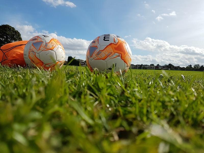 7v7 Grass Football Pitch