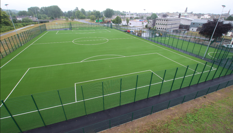 The Gleaner Arena Full Sized 3G Pitch