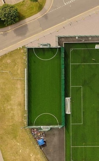 The Gleaner Arena 5-a-side East Court