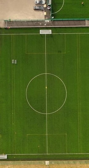 The Gleaner Arena  3G Pitch 1/3 B
