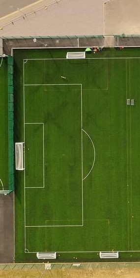 The Gleaner Arena  3G Pitch 1/3 C