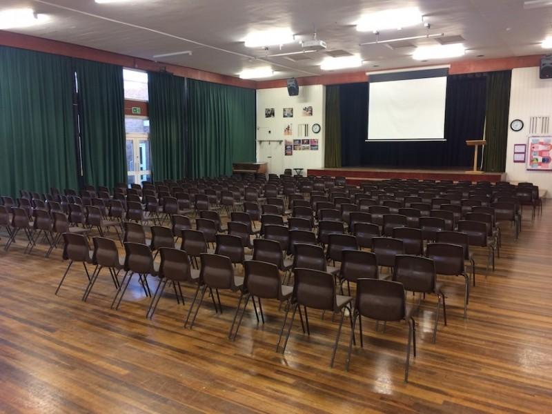 Main Hall - Indoor