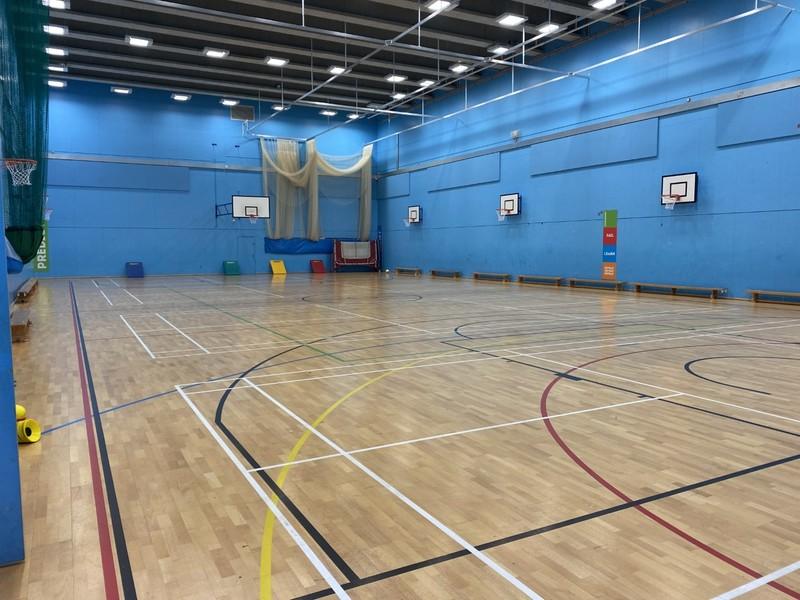 Sports Hall 1 - Ground Floor Level 0
