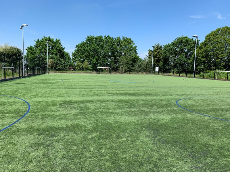 Large Floodlit 3G pitch