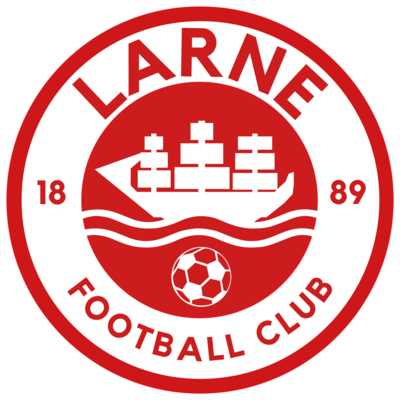 Inver Park Stadium, Larne Football Club