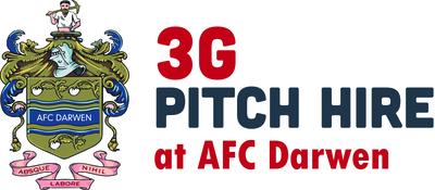 AFC Darwen PITCH HIRE